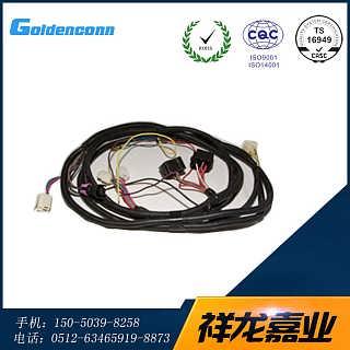 5 规格线适用于前大灯,喇叭等; 主电源线例如发电机电枢线, 搭铁线等
