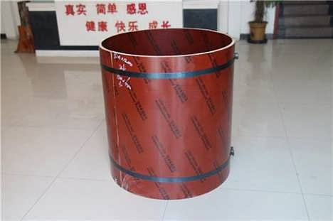 圆柱模板,圆柱木模板厂家,木质圆柱模板