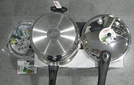 批发凯迪克不锈钢喜联牌打底压力锅,质量可靠,欢迎选购
